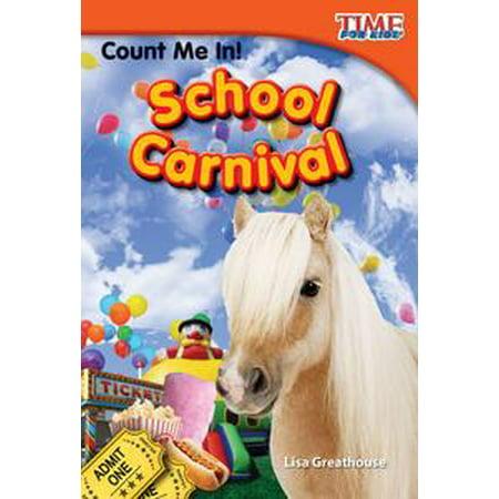Count Me In! School Carnival - eBook](Carnival Ideas For School)