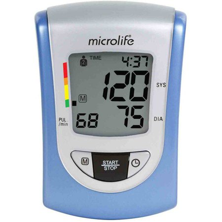 Microlife Deluxe Upper Arm Blood Pressure Monitor, BP3NQ1-4W