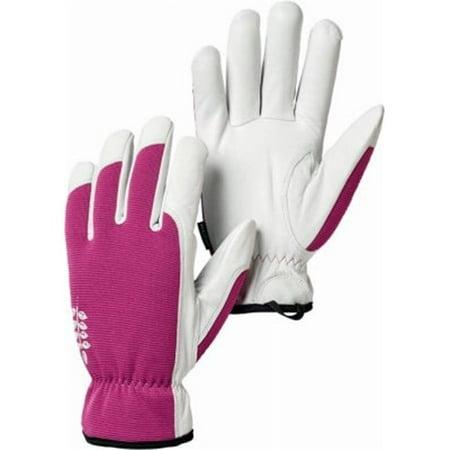 Hestra Gloves 233393 Kobolt Garden Gloves 44 Pink Medium Size