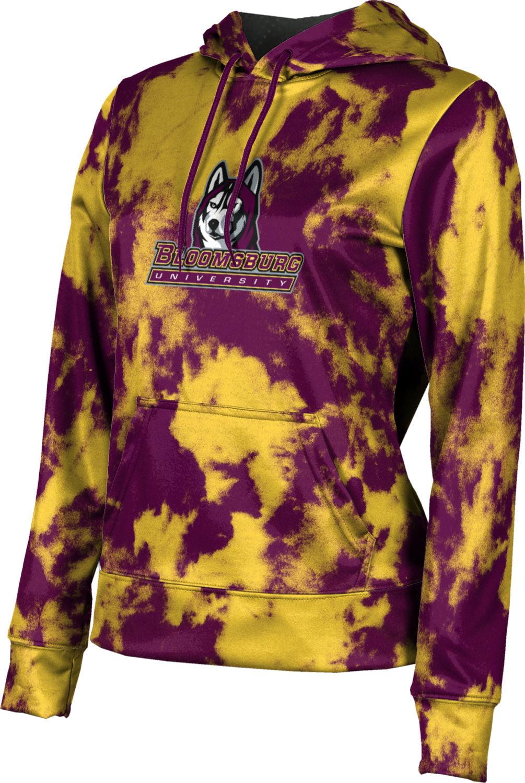 ProSphere Girls' Bloomsburg University Grunge Pullover Hoodie