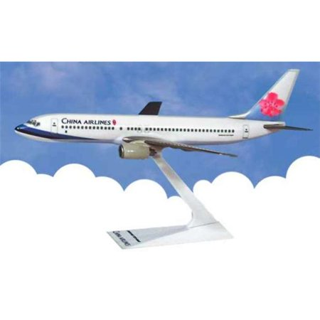 B737-800 China Airlines 1/200 Flight Model Rocket