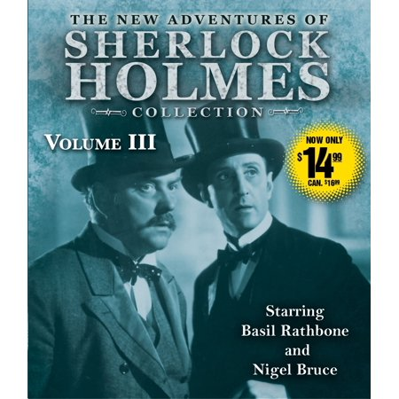 The New Adventures of Sherlock Holmes Collection Volume