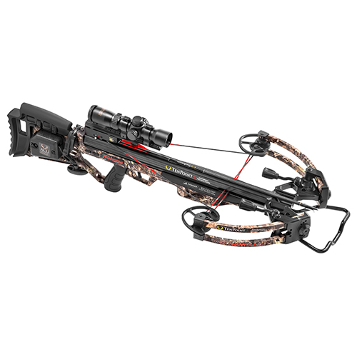 TenPoint Crossbow Technologies Carbon Phantom RCX Package ACUdraw, Mossy Oak Break-Up Country Md: CB17003-5112 by TENPOINT