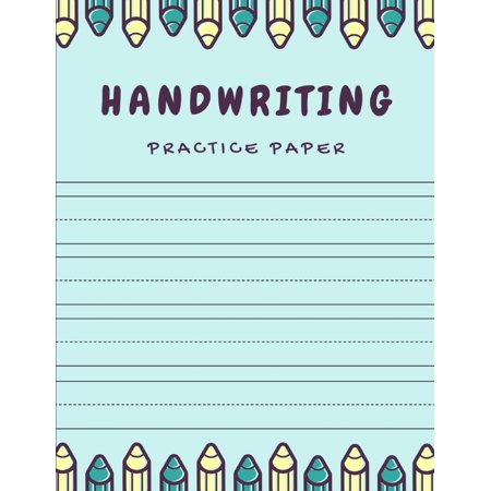 Halloween Writing Paper For Kindergarten (Handwriting Practice Paper : Kindergarten Writing Paper With Lines with Wide and Dashed for Kids, includes Story Paper)
