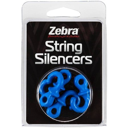 Zebra String Silencer Package, 4pk