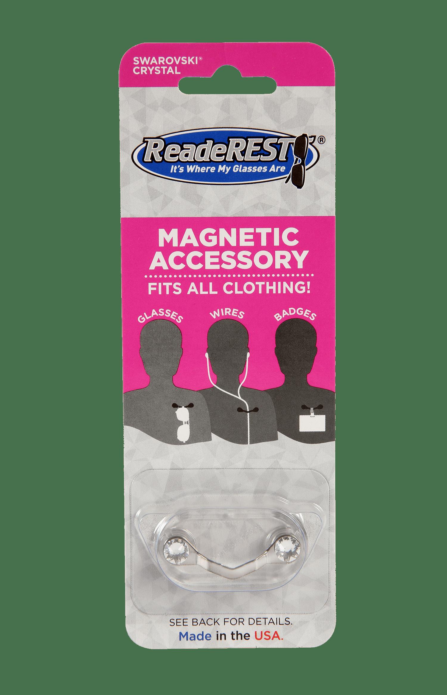ReadeREST Magnetic Eyeglass Holder Pink