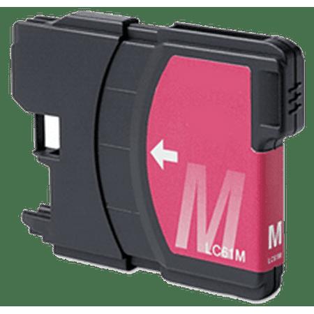 Zoomtoner Compatible Brother DCP-385CW BROTHER LC61M INK / INKJET Cartridge Magenta - image 1 de 1