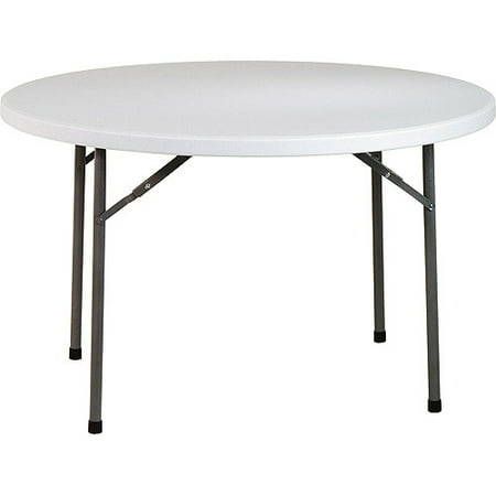 "Multi Purpose Table office star 48"" round resin multi purpose table - walmart"