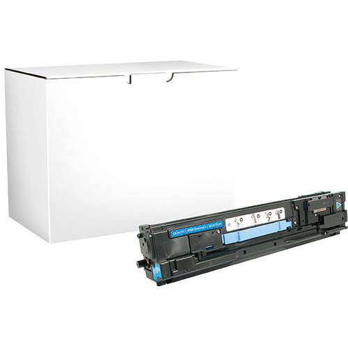 CIG Remanufactured Cyan IMaging Drum (Alternative for HP C8561A 822A) (40 000 Yield) by Clover Imaging Group
