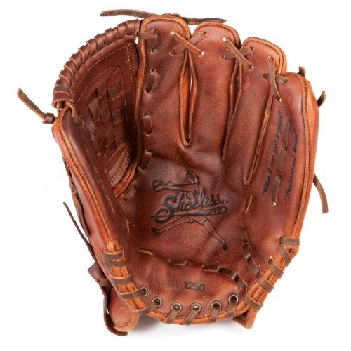 "Shoeless Jane Fastpitch Glove 12.5"" - RHT 1250FPBWR"