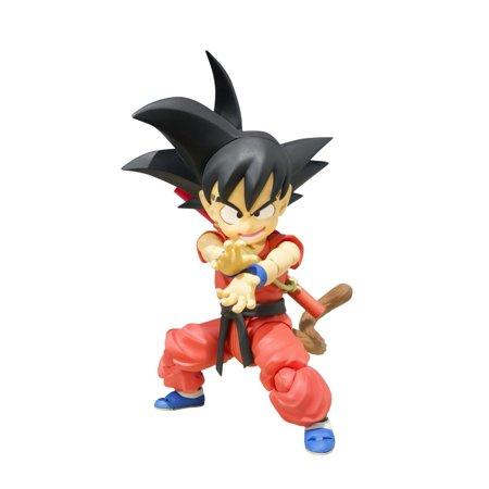 Bandai Tamashii Nations S.H. Figuarts Kid Goku Dragon