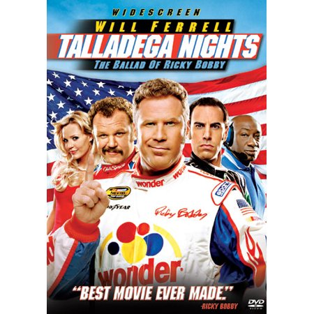 Talladega Nights-ballad Of Ricky Bobby [dvd/pg-13/ws 2.40 A/dd 5.1/eng-sub ( Home Ent) - Ricky Bobby Jumpsuit