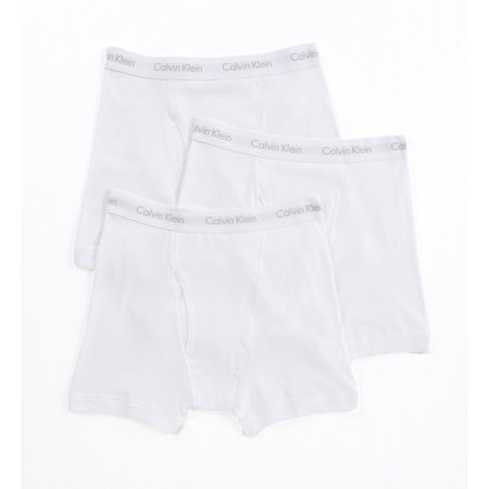 Calvin Klein Men's Cotton Classic Boxer Brief (3-Pack)