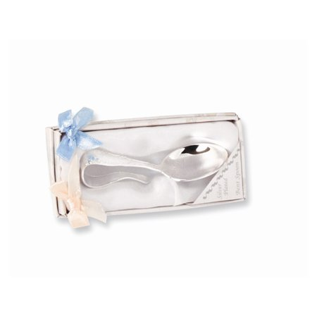 Silver-plated Babys Bent Handle Spoon