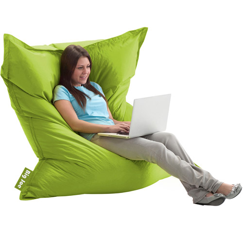 The Original Big Joe Bean Bag, Multiple Colors