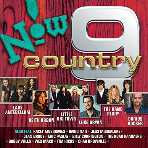 Now! Country 9 / Various