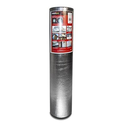 Reach Barrier DD48010 4 ft. x 10 ft. Double Air/Double Reflective Insulation Roll