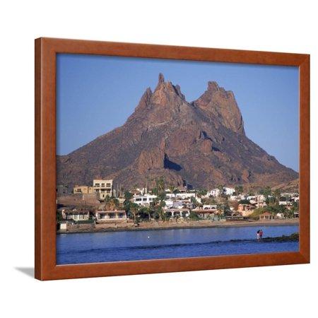 San Carlos, Sonora, Mexico Framed Print Wall Art By Frank Staub