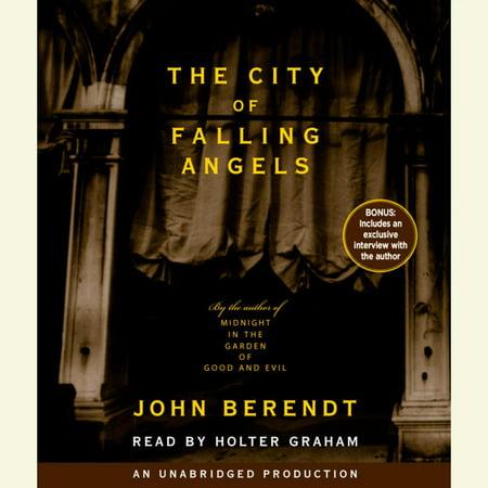 The City of Falling Angels - Audiobook (The City Of Fallen Angels John Berendt)