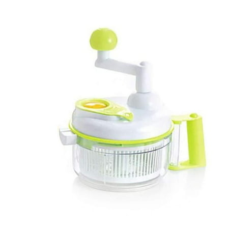 Multi-functional Manual Food Vegetable Chopper Cutter Salad Maker Slicer for Fruit Onion Garlic Coleslaw Kitchen Tools (Manual Food Slicer)