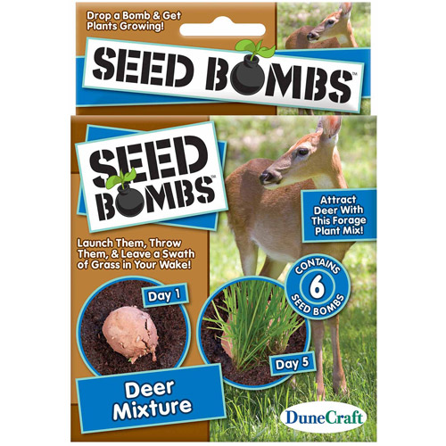 Seed Bombs, Deer Mixture