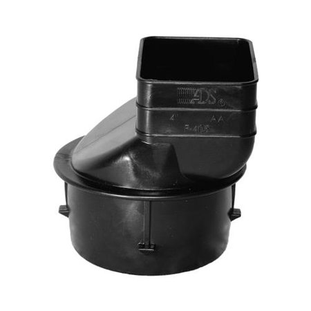 Advanced Drainage Systems 0465Aa 4 Inch Downspout Adapter