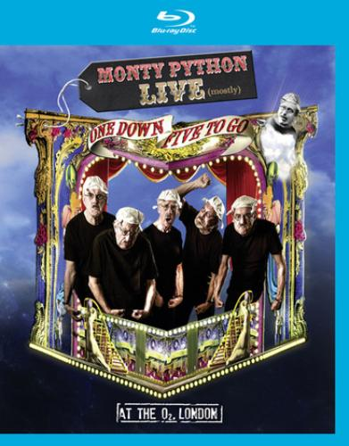 Monty Python: Live (Mostly) One Down, Five to Go (Blu-ray) by Koch International