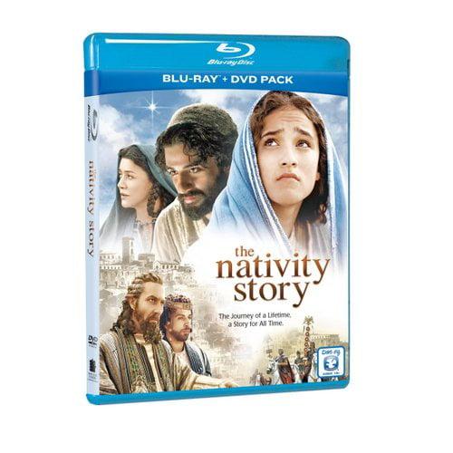 The Nativity Story (Blu-ray + DVD)