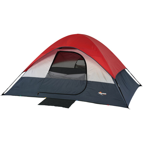 Mountain Trails South Bend  4-Person Tent, 9' x 7'