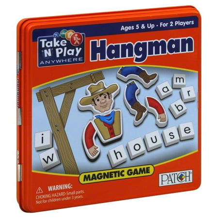 Take 'N' Play Anywhere - Hangman Game - A Halloween Hangman Game