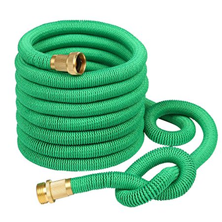 Greenbest 2016 New 50\' Expanding Garden Hose, Ultimate Expandable ...