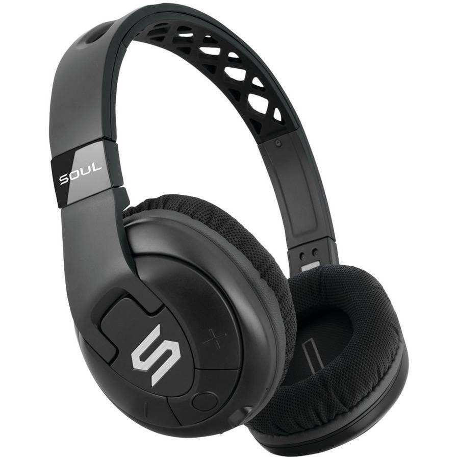 Soul 81970480 X-tra Bluetooth Over-Ear Sport Headphones