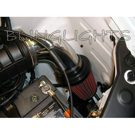 New 2003 2004 2005 2006 2007 2008 Honda Pilot Performance Motor 3.5L Engine 3.5 L V6 Air Intake Kit