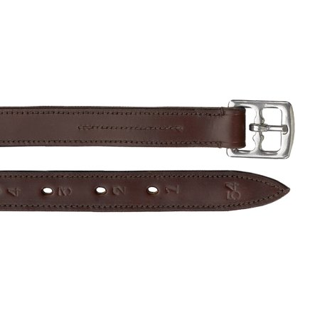 Lined Stirrup Leathers 7/8In, Stirrup leathers..., By Camelot Ship from (Camelot Leather)