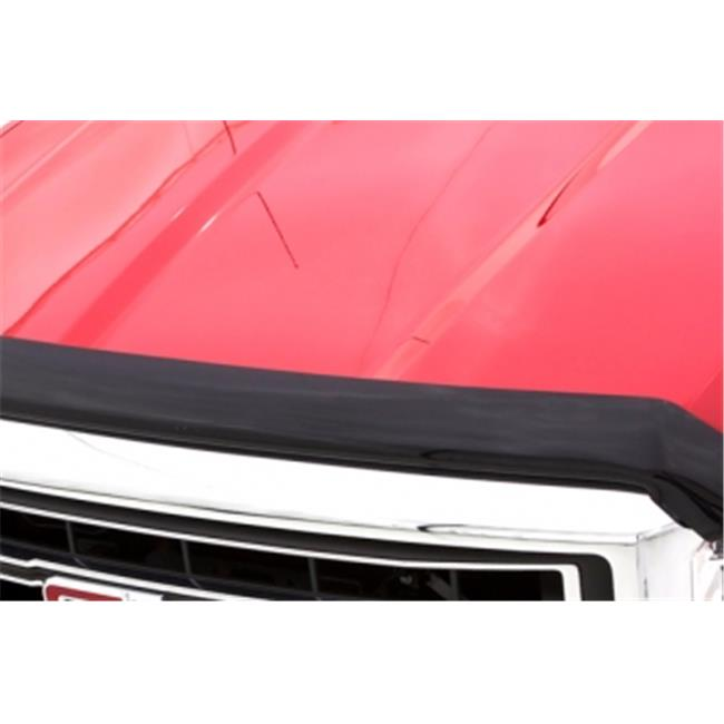 VENTSHADE CO 25121 2014-2015 Chevrolet Silverado 1500 Wrap-Around Bug Shield, Smoke