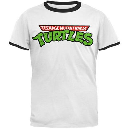 Tmnt - Logo Ringer T-Shirt](Tmnt Shell Shirt)