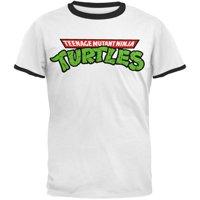Tmnt - Logo Ringer T-Shirt