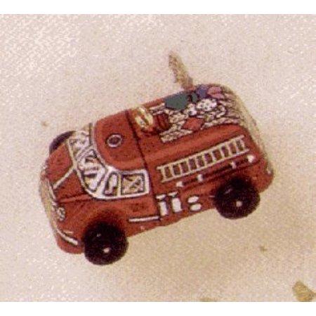 QXM4797 On the Road 3rd in Series 1995 Hallmark Miniature Keepsake Ornament, Size: 1/2 H By Hallmark Keepsake Miniature Ornaments From USA - Miniature Aircraft Usa