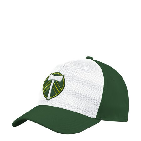 98692ca6696 Portland Timbers Hat Authentic Structured Flex Fitted Hat - Walmart.com