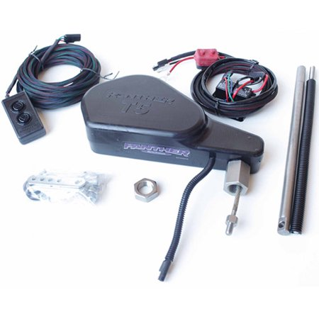Panther T5 Electro Steer for Kicker Motor (4