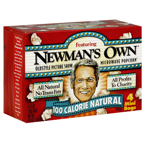 Newman's Own 100 Calorie Natural Oldstyl