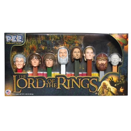 The Lord of the Rings Pez Gift Set (Pez Collector Series) Limited