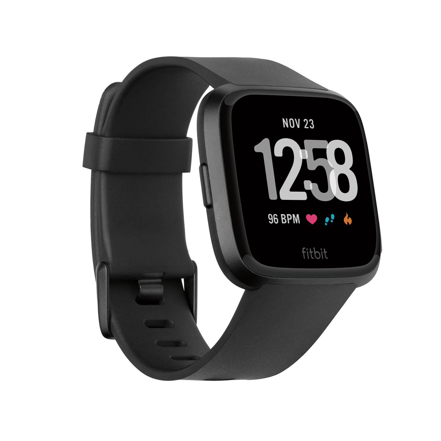 Fitbit Adults Versa Fitness Tracker + $30 Kohls Cash