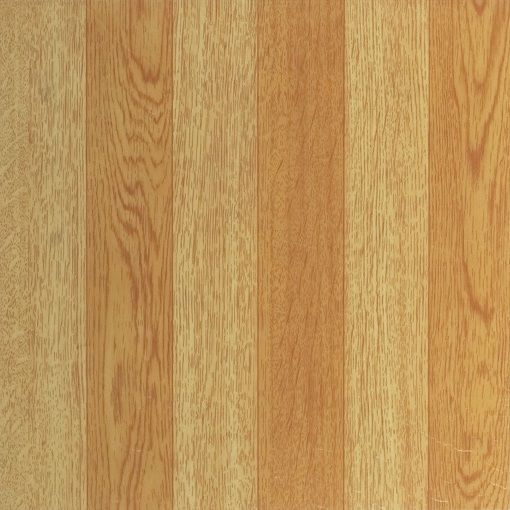 Achim Tivoli Light Oak Plank-Look 12x12 Self Adhesive Vinyl Floor Tile - 45 Tiles/45 sq. Ft