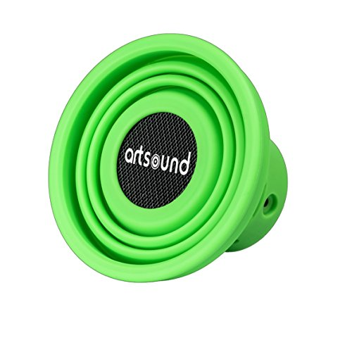 SYBA X-Horn Portable Bluetooth Speaker - Green