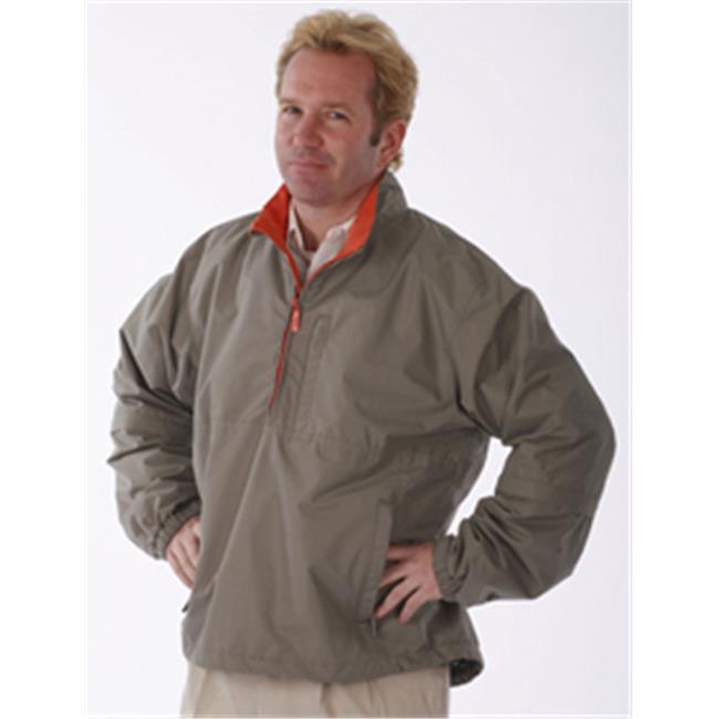 Twac 58005-061-MD Microfiber Shirt-Gray-Md