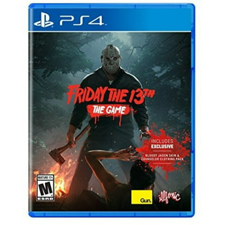 Friday The 13Th  The Game For Playstation 4