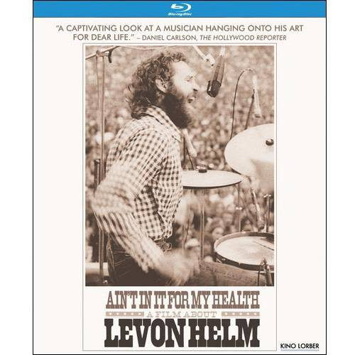 Ain't In It For My Health: A Film About Levon Helm (Blu-ray) by