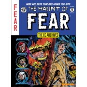 The EC Archives: The Haunt of Fear Volume 5 - eBook