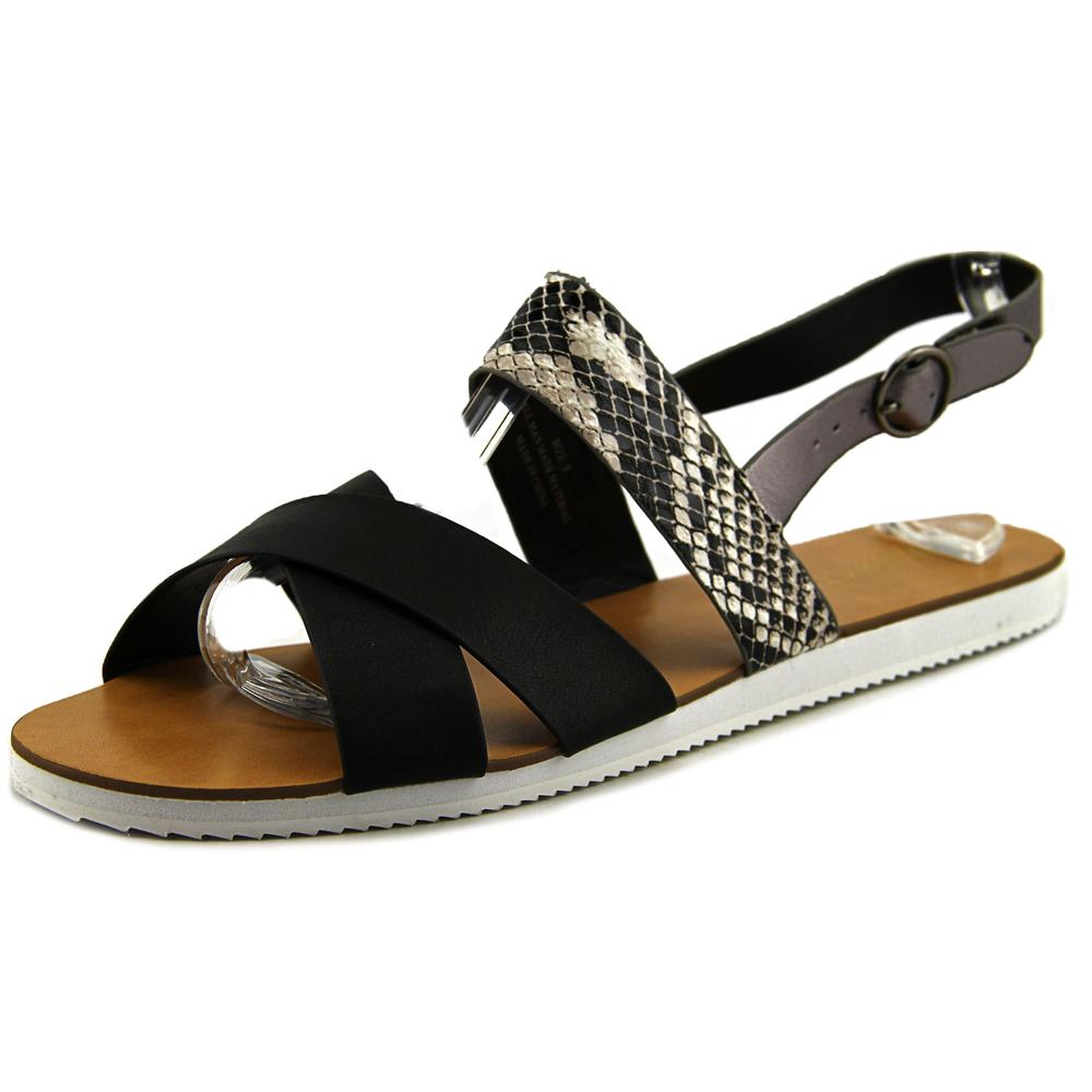Restricted Edition   Open Toe Synthetic  Sandals